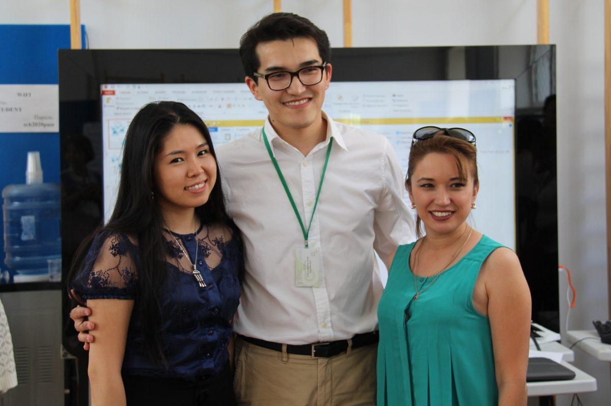 Researchers, NIS Almaty