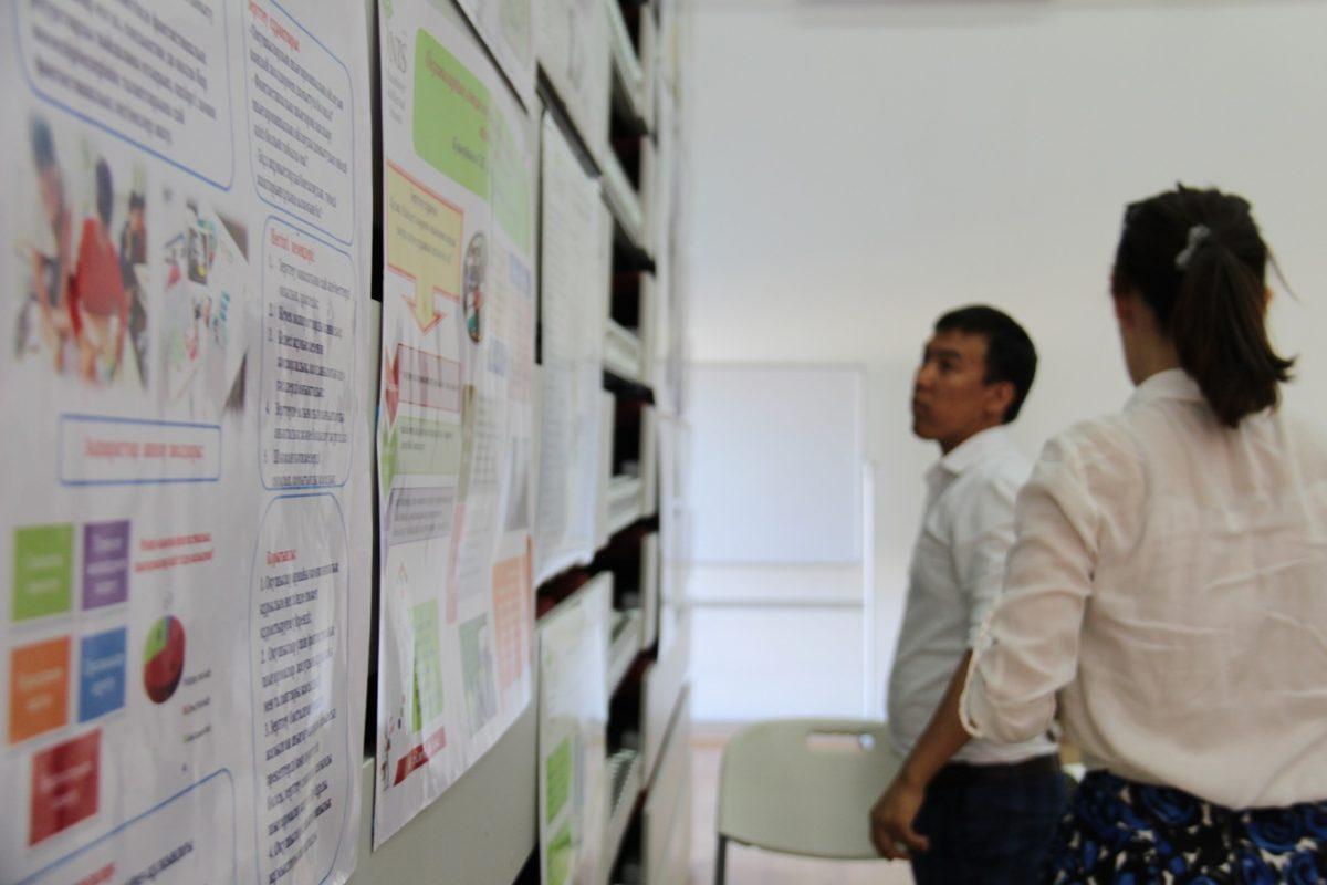 Poster Session, NIS Aktau